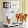 Maquina Soft De Helados Y Frozen Yogurt Cuisinart 100% Usa!!