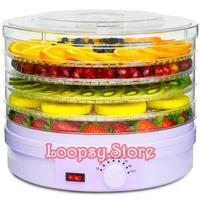 Deshidratador De Alimentos - Frutas Verduras Carnes Hierbas