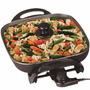 Multicocina Electrica Winco W-54 Pizzera-horno-paellera 1500