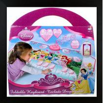 Disney Princesas Teclado Musical Desplegable Imc Z.devoto