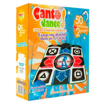 Alfombra De Baile Directo A Tv 2 Juegos 50 Canciones