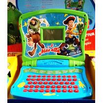 Laptop Educativa Bilingüe Para Niños Toy Story