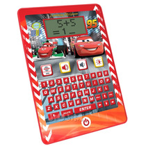 Tablet Infantil Educativa Bilingue 80 Actividade Cars Jiujim