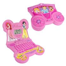 Laptop Educativa Bilingüe Para Niños Princesas