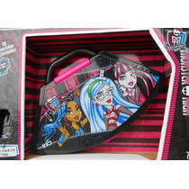 Monster High Laptop Educativa Bilingüe 80 Actividades