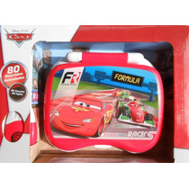 Computadora Laptop Bilingue Cars Original Disney Didactica
