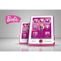 Barbie B-book Pad Tablet Interactivo Conecta Tu Mp3 Intek