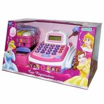 Caja Registradora Princesas De Disney C/luz Y Sonidos De Tv