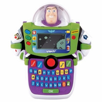 Buzz Lightyear Pda Toy Story Vtech Licencia Original