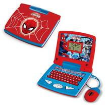 Laptop Educativa Bilingüe Para Niños Spiderman