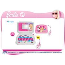 Computadora Infantil De Barbie Con 30 Actividades
