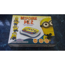 Notebook Infantil Didactica Minions