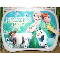 Notebook Infantil Didactica De Frozen 2