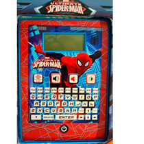 Clippate Tablet Educativa Bilingue Cars Spiderman Niños