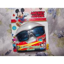 Anteojos Con Proyector De Imágenes Mickey Mouse Día Del Niño