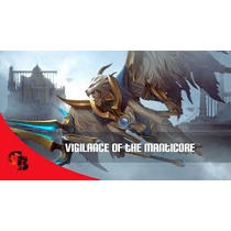 Dota 2 Skywrath Mage - Vigilance Of The Manticore