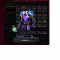 Dota 2 Faceless Void Immortal Item Internationational