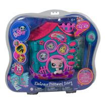 Diario Magico Littlest Pet Shop - El De Tv - Original Intek!
