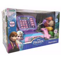Registradora Frozen Disney Princesas Ditoys - Mundo Manias