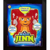 Magic Jinn Mascota Interactiva Y Adivina Org.tv Z. Devoto