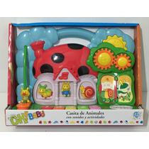 Ok Baby Casita De Animales Xml Tc60