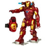 Excelente Iron Man A Radio Control Lanza Misiles Y Camina