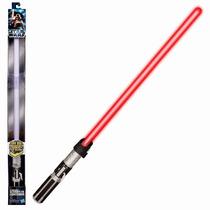 Star Wars Sable Laser Darth Vader Ultimate Fx Orig. Hasbro