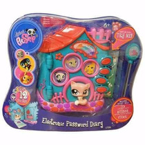 Diario Electronico Littlest Pet Shop Tv.
