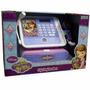 Disney Princesa Sofía Caja Registradora Calculadora Micrófon