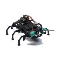 Robot Ri2 Insecto Con Arduino Para Armar