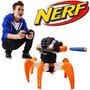 Robot Nerf Terradrone Combat Creatures R/c- Camina Y Dispara
