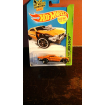 Hot Wheels Auto Proyect Speeder Esc.1/64 Juguetes Devoto