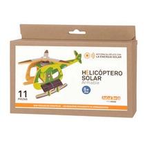 Mecano Juguete - Helicóptero Solar
