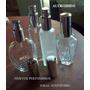 Envases Vidrio, Perfumeros C/atomizador 60cc 10 X $
