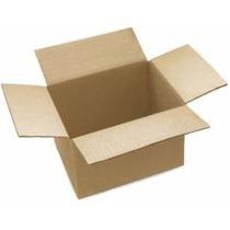 Cajas De Carton 20x20x10 Embalaje X Atado De 25 Cajas