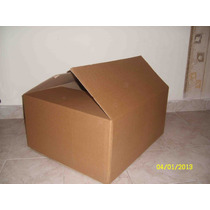 Cajas De Carton Corrugado Mudanzas Exportacion Reforzadas