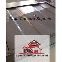 Tapa Camara Septica Inspeccion Cloaca 30 X 30 Cm Merc Envios