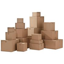 Caja De Cartón Corrugado ~ 15x15x15 ~ Embalaje ~ Mudanzas
