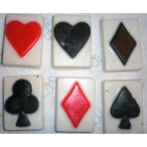 Jabon Souvenirs Cartas De Poker.
