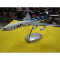 Lan Avion En Resina Maqueta Estatica