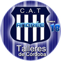 Kit Imprimible Talleres De Córdoba Fiesta Temática!