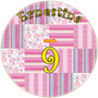 Kit Imprimible Patchwork Candy Bar Golosinas