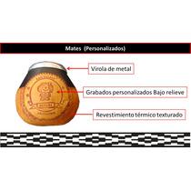 Souvenirs Mates Personalizados Con Logo O Leyenda A Pedido!