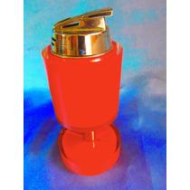 El Arcon Encendedor De Acrilico Y Metal Art Deco 15cm 20133