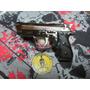 Encendedor Catalítico Pistola 9mm Con Linterna Led