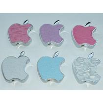 Encendedor Catalitico Metalico Mac Apple Manzana Recargables