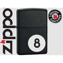 Encendedor Zippo Original - Bola 8 - Berazategui Local