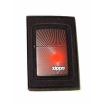 Encendedor Zippo 218 Starburst Red Estrella Roja