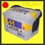 Batería Moura Fiat Duna Uno ,128 147 Suzuki Fun Nafta M20gd