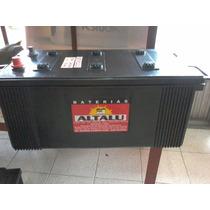 Bateria 12 Volt 220 Amp Reforzada Altalu